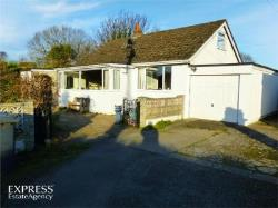 Detached Bungalow For Sale  Beaumaris Isle Of Anglesey LL58