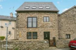 Terraced House For Sale  Kendal Cumbria LA9