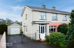 Semi Detached House For Sale  Antrim Antrim BT41