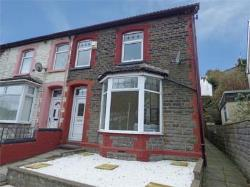 End Terrace House For Sale  Porth Bridgend CF39