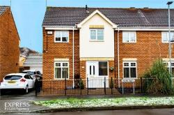 Semi Detached House For Sale  Mansfield Nottinghamshire NG18