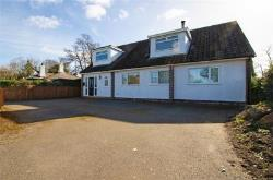 Detached House For Sale  Rossett Flintshire LL12