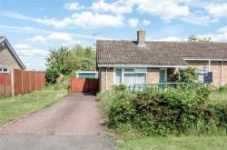Semi - Detached Bungalow For Sale  St Neots Bedfordshire PE19