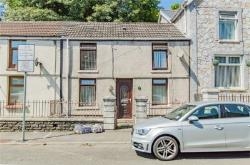 Terraced House For Sale  Porth Bridgend CF39