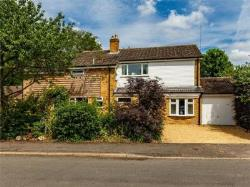 Detached House For Sale  Huntingdon Bedfordshire PE28