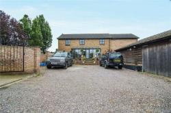 Detached House For Sale  Peterborough Lincolnshire PE6