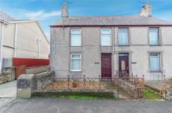 Semi Detached House For Sale  Holyhead Isle Of Anglesey LL65