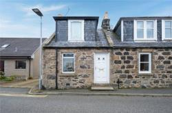 End Terrace House For Sale  Inverurie Aberdeenshire AB51