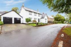 Detached House For Sale  Usk Monmouthshire NP15