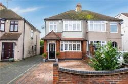 Semi Detached House For Sale  Romford Essex RM3