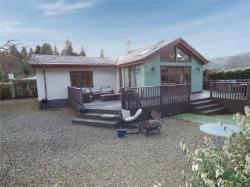Detached Bungalow For Sale  Pitlochry Perth and Kinross PH16