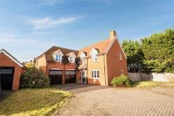 Detached House For Sale  Thatcham Berkshire RG19