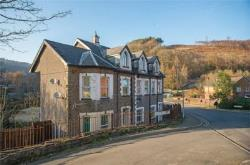 Flat For Sale  Abertillery Gwent NP13
