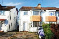 Semi Detached House For Sale  London Greater London NW7
