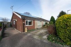 Semi - Detached Bungalow For Sale  Wrexham Denbighshire LL11