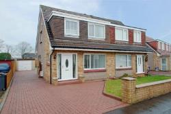 Semi Detached House For Sale  Bishopbriggs Dunbartonshire G64