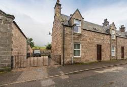 Semi Detached House For Sale  Rhynie Aberdeenshire AB54