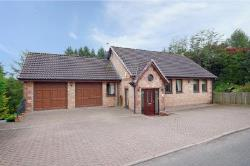 Detached House For Sale  Lesmahagow Lanarkshire ML11