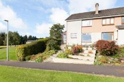 Semi Detached House For Sale  Penicuik Midlothian EH26