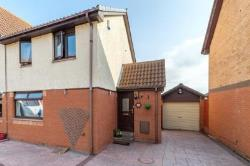 Semi Detached House For Sale  Danderhall Midlothian EH22