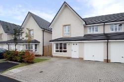 Semi Detached House For Sale  Stirling Stirlingshire FK8