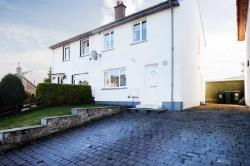 Semi Detached House For Sale  Dunning Perth and Kinross PH2