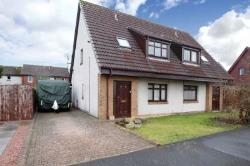Semi Detached House For Sale  Kinross Perth and Kinross KY13