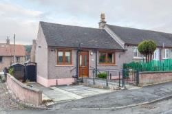 Semi - Detached Bungalow For Sale  Earlston Scottish Borders TD4