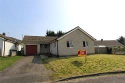 Detached Bungalow For Sale  Tregaron Ceredigion SY25