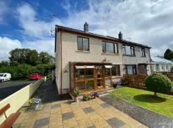 Semi Detached House For Sale  Ystrad Meurig Ceredigion SY25