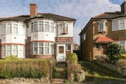 Semi Detached House For Sale  London Greater London N20