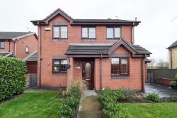 Detached House For Sale  Werrington Staffordshire ST9