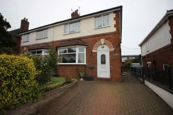 Semi Detached House For Sale  Baddeley Green Staffordshire ST2