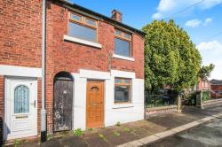 Terraced House For Sale  Leek Staffordshire ST13