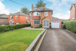 Detached House For Sale  Cheddleton Staffordshire ST13