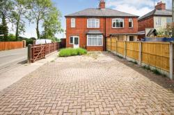 Semi Detached House For Sale  Cheddleton Staffordshire ST13