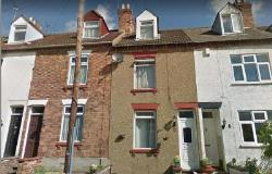 Terraced House To Let  Wellingborough Northamptonshire NN8