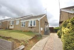 Semi - Detached Bungalow For Sale  Wellingborough Northamptonshire NN9