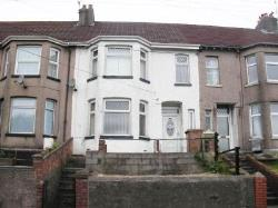 Terraced House To Let   Glamorgan CF82