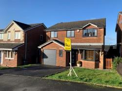 Detached House For Sale  Darwen Lancashire BB3