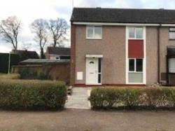 End Terrace House To Let  Lichfield Staffordshire WS13