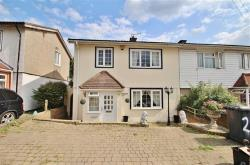 Semi Detached House For Sale  Hainault Essex IG6