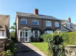 Terraced House For Sale  Cardiff Gwent CF3