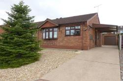 Semi - Detached Bungalow To Let  Scunthorpe Lincolnshire DN16
