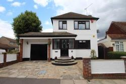 Detached House For Sale  Romford Essex RM3