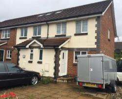 End Terrace House To Let  Isleworth Middlesex TW7