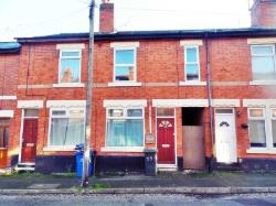 Terraced House For Sale  Derby Derbyshire DE22