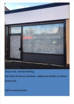 Other To Let  Greenock Inverclyde PA16