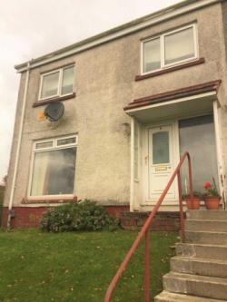 End Terrace House To Let  Greenock Inverclyde PA16