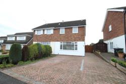 Semi Detached House To Let Rushden NN10 6RX Northamptonshire NN10
